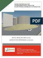Surat Smart City -RFP