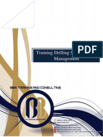 Training Drilling Supply Chain Management