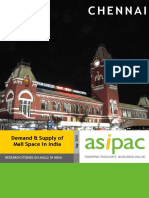 Asipac Study-Mall Demand Supply in Chennai - 01 Jun 2011