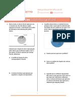02 - Representação Gráfica de Dados Estatísticos - Exercicios