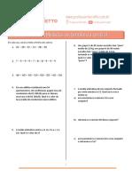 03 - Medidas de Tendência Central - Exercicios