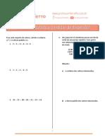 04 - Medidas de Dispersão - Exercicios