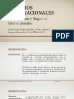 Negocios Internacionales Daniels y Otros 14a Ed v1