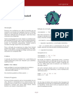 Revista Programar - Haskell