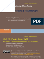 Housing and Road Network