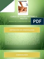 Curso de Biomagnetismo II Modulo No. 3