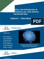Exposición Cibernetica - Pensamiento Sistemico