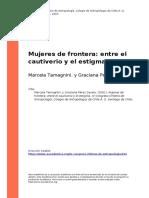 Marcela Tamagnini. y Graciana Perez Z (..) (2001). Mujeres de frontera entre el cautiverio y el estigma.pdf