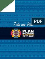 Plan Toda Una Vida 2017-2021