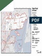 Carte de la zone 19 de chasse sportive à l'orignal