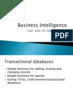 Business Inteligence- FAA