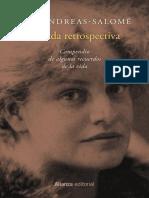 「Andreas-Salomé, Lou」 Mirada retrospectiva (Alianza Editorial).epub