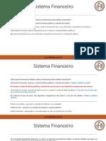 CPA-20 Exerci Cios Sistema Financeiro