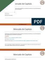 CPA-20 Exerci Cios Mercado de Capitais