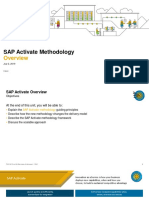 SAP Activate Methodology by SAP