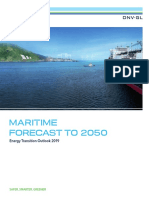 DNV GL Energy Transition Outlook 2019 – Maritime Single Lowres