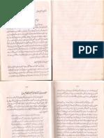 Mawlana Farahi kaa Iqtisaadi Maslak