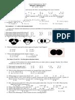 1st Periodic Test - Math 7.docx