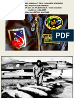 MIS VIVENCIAS COMO INTEGRANTE DEL II ESCUADRÓN AEROMÓVIL M-5 IAI DAGGER LA MARINETE