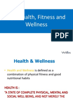GRADE 11-Health Fitness Wellness Powerpoint 2014