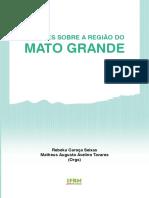 Olhares Sobre a Regiao Do Mato Grande - eBook