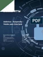 KP 975 Antivirus - Kaspersky - Venda