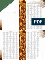 Livre 0 Nephilim Quintessence pages crédits Contributions pour vérif