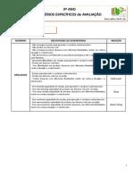 criterios de Portugues