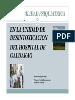 2. Comorbilidad Psiquiatrica en La Ude Galdakao - Marisol Mondragon