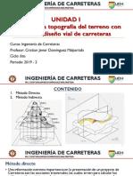 Tema 1 - Ingeniería de Carreteras UDH