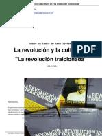 La revolución y la cultura. Yunier Muniera