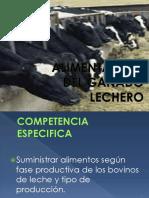 X- Alimentacion Del Ganado Lechero
