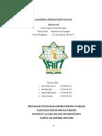 Analisis Laporan Keuangan Kelompok 5
