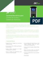 DS_ZKTeco_Terminal Biometrico IP SF200.pdf