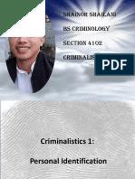shainor shailani criminalistics1