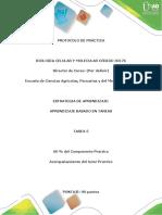 Protocolo de Práctica - Biología Celular