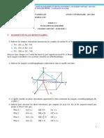 CRISTALLOGRAPHIE-CRISTALLOCHIMIE-SOLUTION-SERIE-N°1_ S4_   SMC-SMP-15-16-Pr BRITEL