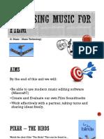 Mixcraft - The Birds!