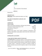 Bula Calciovital b12