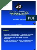 4D AMOLED Presentation
