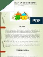 ASPECTOS GENERALES EMPRESAS