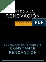 El desafío de renovarnos