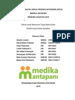 Laporan Akhir PKPA Medika Antapani Periode Agustus 2019