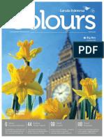 Colour Magazine - London 1