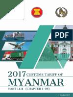 Customs Tariff of Myanmar 2017.pdf