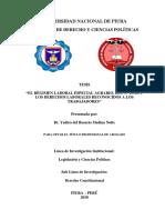 Derercho laboral  Med Nol 2018