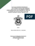 Laporan Kasus ACL+Meniscus (Physio Center)