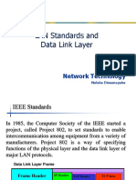 Lecture 05-Data Link Layer and LAN Standards