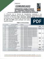 Publicar en Portales-direccion Carrera