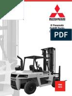 Mitsubishi IC Pneumatic Forklift .pdf